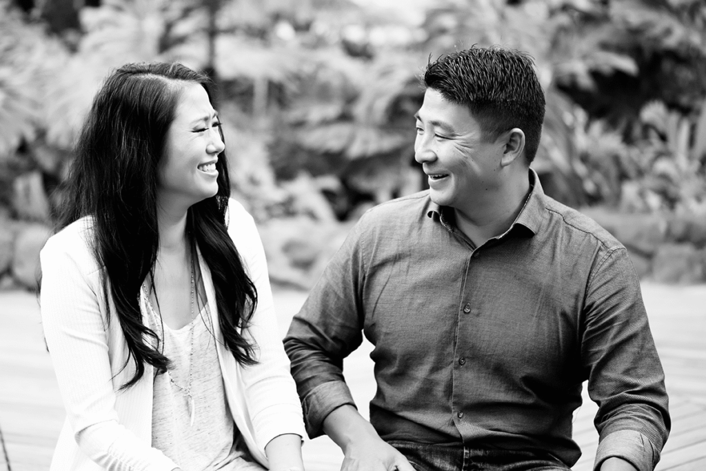 Mandy Yamamoto and Husband Living with Purpose